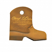Cheryl LuQuire Boot-Shaped Can Coolie
