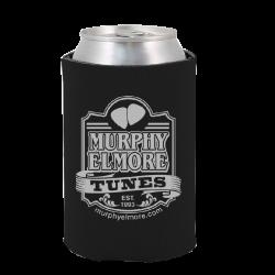 Murphy Elmore Black Koozie